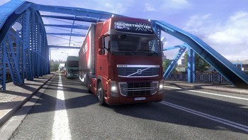 Screenshot1 - Euro Truck Simulator 2 - Edition Platinum