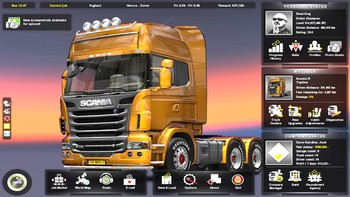 Screenshot3 - Euro Truck Simulator 2 - Edition Platinum