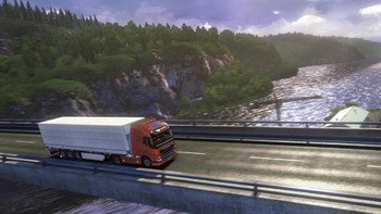 Screenshot4 - Euro Truck Simulator 2 - Edition Platinum