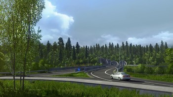 Screenshot3 - Euro Truck Simulator 2: Scandinavia