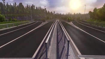 Screenshot5 - Euro Truck Simulator 2: Scandinavia