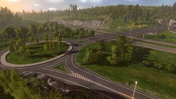 Screenshot1 - Euro Truck Simulator 2: Scandinavia