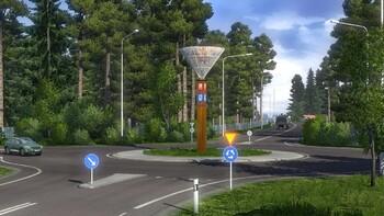 Screenshot2 - Euro Truck Simulator 2: Scandinavia