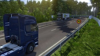 Screenshot4 - Euro Truck Simulator 2: Scandinavia