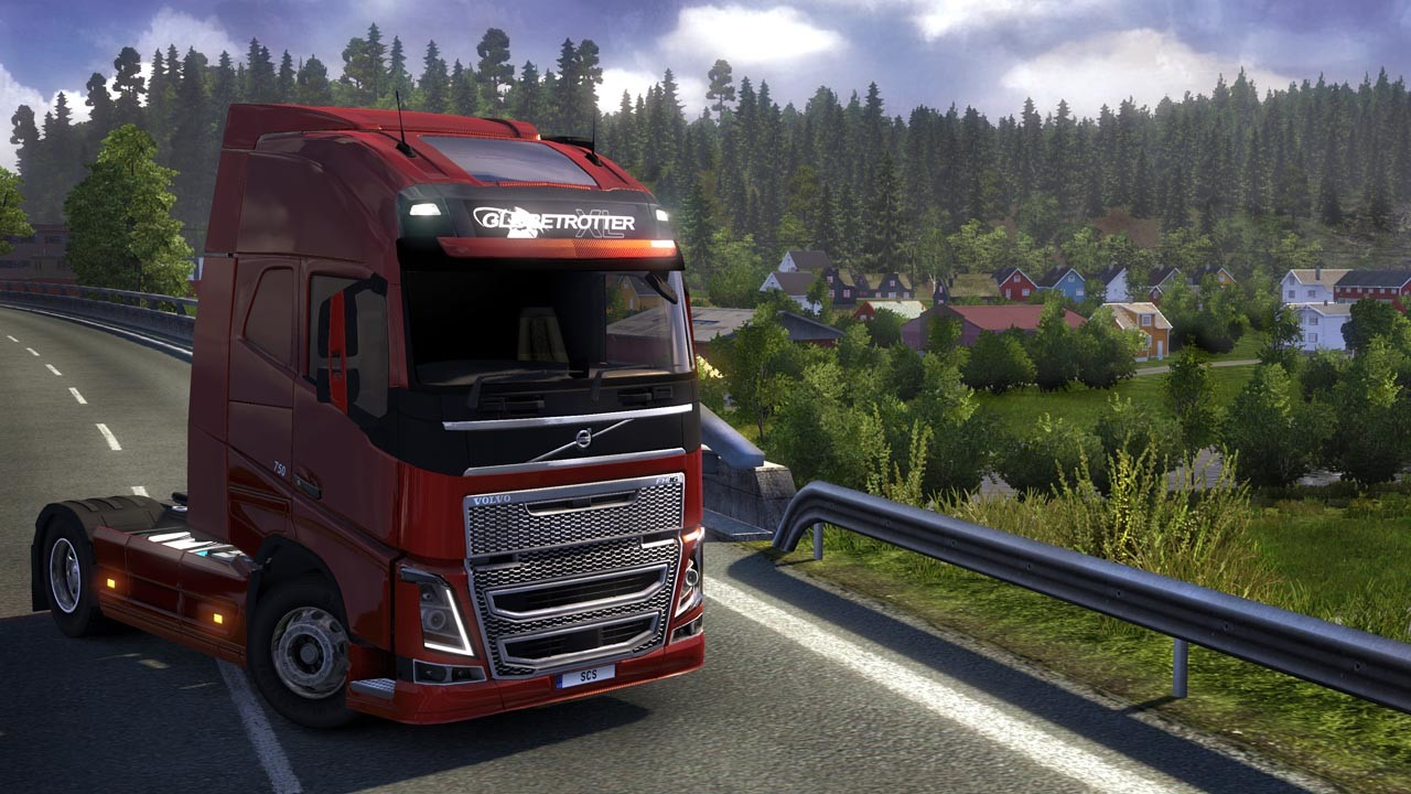 Euro Truck Simulator 2: Scandinavia [Steam CD Key] for PC