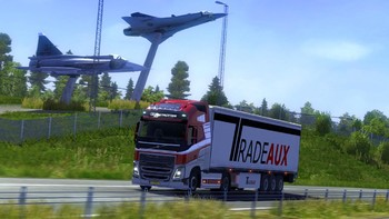 Screenshot8 - Euro Truck Simulator 2: Scandinavia