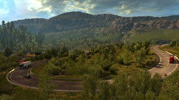 Screenshot1 - Euro Truck Simulator 2: Legendary Edition