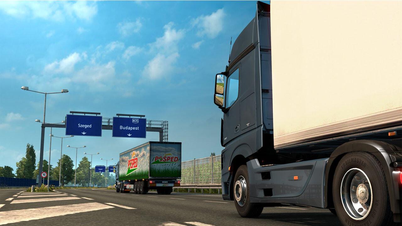 Euro Truck Simulator 2: Legendary Edition [Steam CD Key] for PC - Buy now