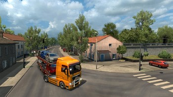 Screenshot3 - Euro Truck Simulator 2: Vive la France!
