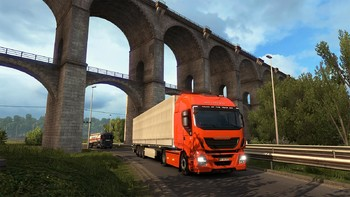 Screenshot8 - Euro Truck Simulator 2: Vive la France!