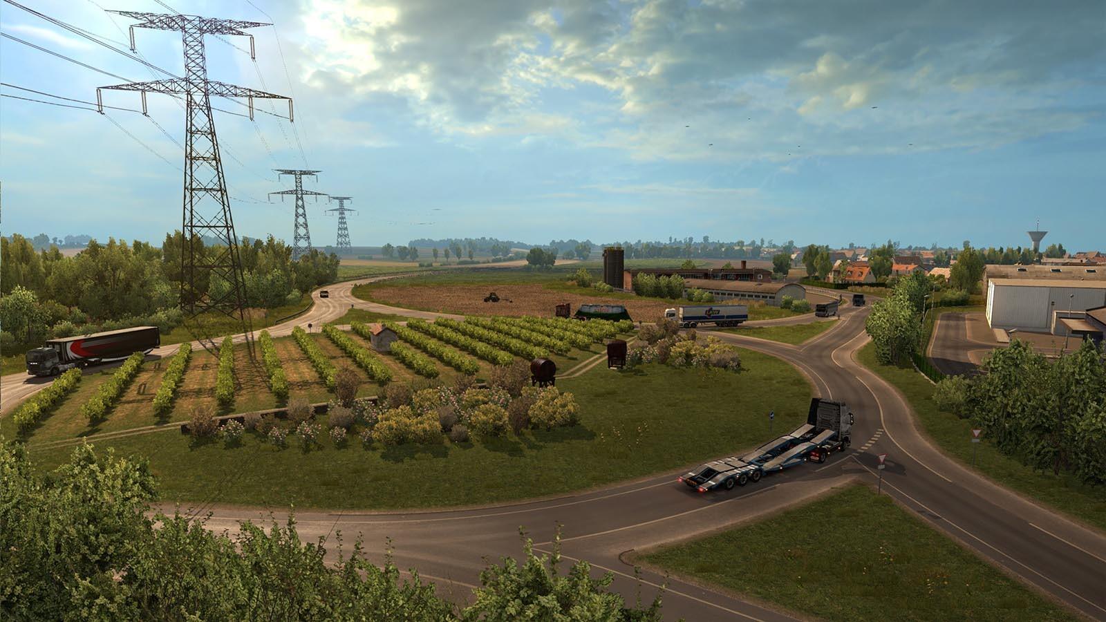 Euro Truck Simulator 2 1.35.1.31 - Télécharger pour PC ...