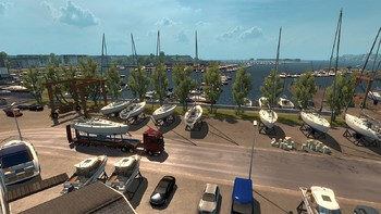 Screenshot4 - Euro Truck Simulator 2: Vive la France!