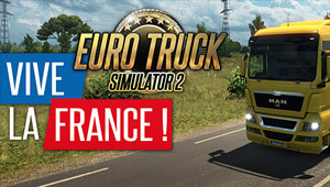 Euro Truck Simulator 2: Vive la France!