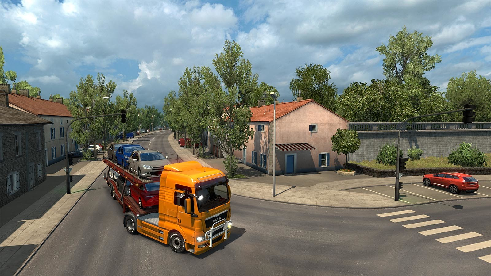 Euro Truck Simulator 2: Vive la France! [Steam CD Key] for PC - Buy now