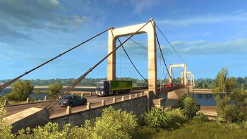 Screenshot5 - Euro Truck Simulator 2: Vive la France!