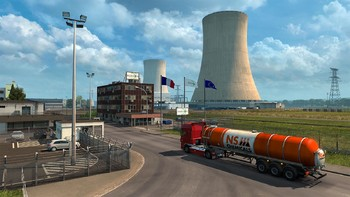 Screenshot6 - Euro Truck Simulator 2: Vive la France!