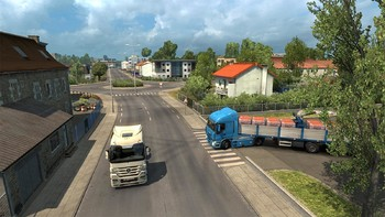 Screenshot7 - Euro Truck Simulator 2: Vive la France!