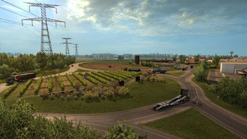 Screenshot9 - Euro Truck Simulator 2: Vive la France!