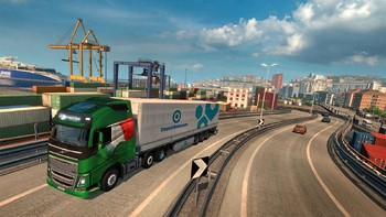 Screenshot1 - Euro Truck Simulator 2 - Italia