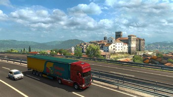 Screenshot2 - Euro Truck Simulator 2 - Italia