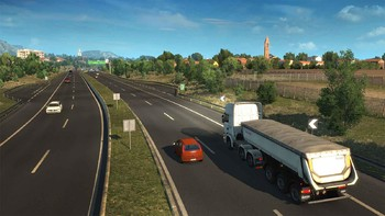 Screenshot6 - Euro Truck Simulator 2 - Italia