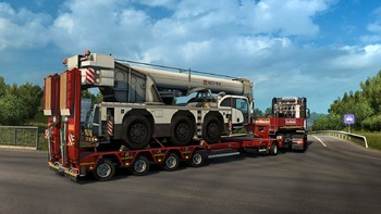Screenshot2 - Euro Truck Simulator 2: Cargo Collection Bundle