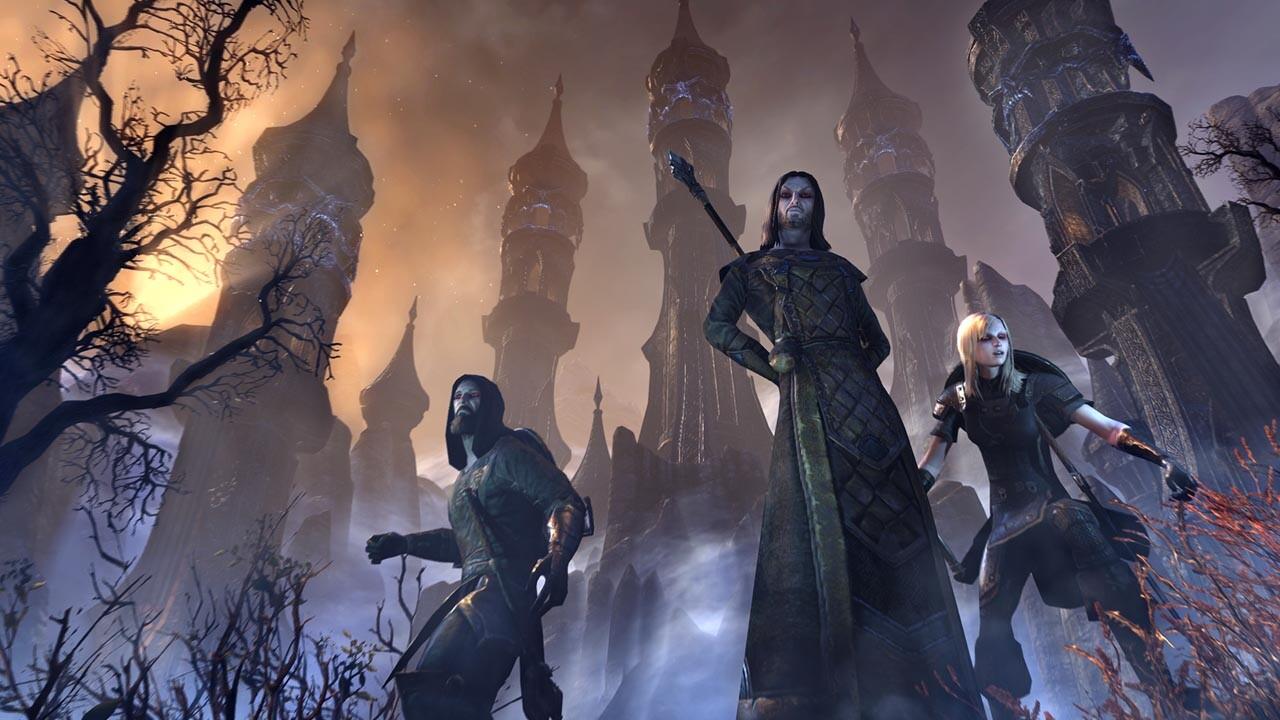 the elder scrolls online spielen