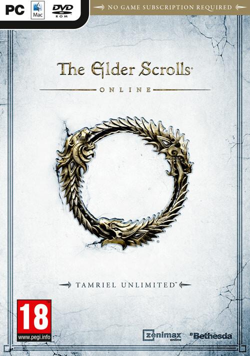 The Elder Scrolls Online: Tamriel Unlimited - Packshot