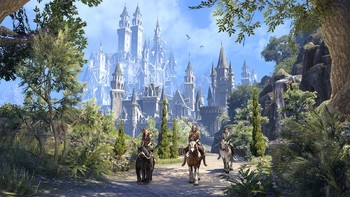 Screenshot1 - The Elder Scrolls Online: Summerset - Digital Collector's Upgrade