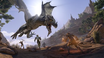 Screenshot4 - The Elder Scrolls Online: Elsweyr - Digital Upgrade