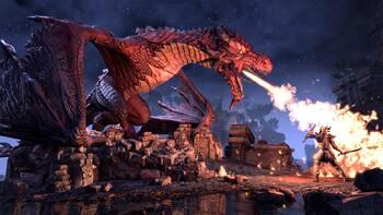Screenshot1 - The Elder Scrolls Online: Elsweyr - Digital Upgrade