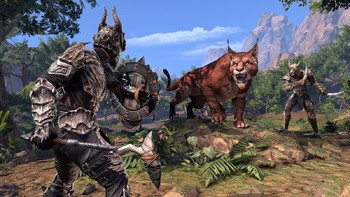 Screenshot5 - The Elder Scrolls Online: Elsweyr