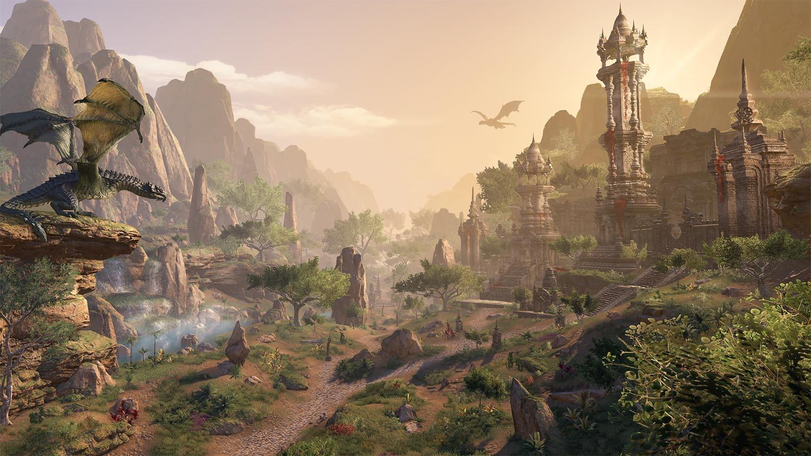 The Elder Scrolls Online: Elsweyr [Zenimax Online CD Key] for PC and Mac -  Buy now