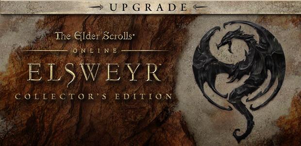 The Elder Scrolls Online: Elsweyr - Digital Collector's Edition Upgrade