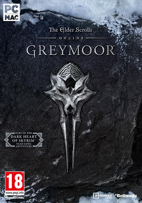 The Elder Scrolls Online: Greymoor - Cover / Packshot