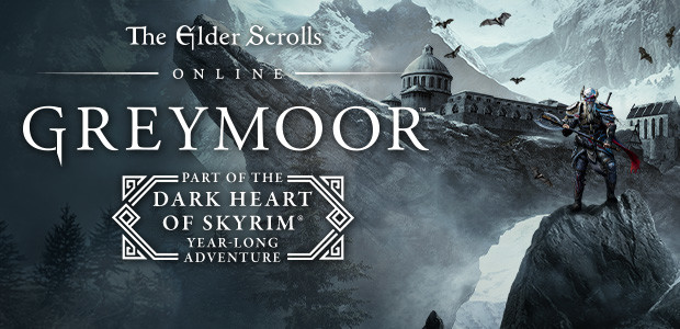 The Elder Scrolls Online: Greymoor - Cover / Packshot