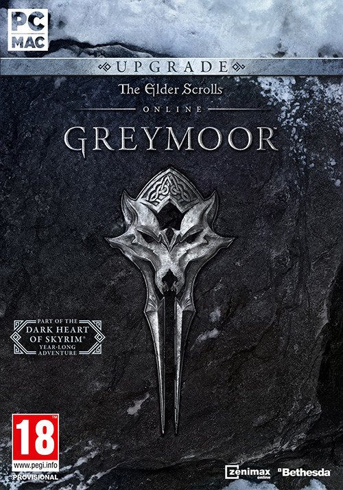 The Elder Scrolls Online: Greymoor Digital Upgrade - Cover / Packshot