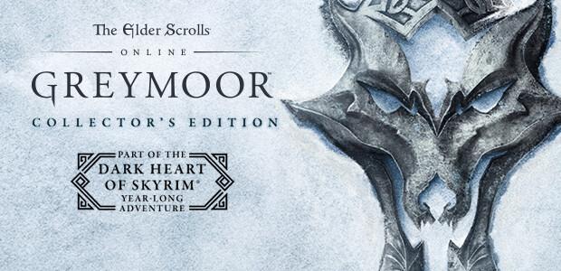 The Elder Scrolls Online: Greymoor Digital Collector's Edition - Cover / Packshot