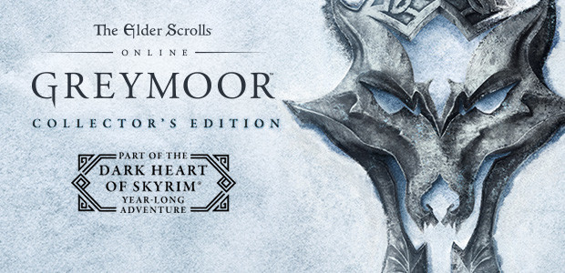 The Elder Scrolls Online: Greymoor Digital Collector's Edition - Cover / Packshot