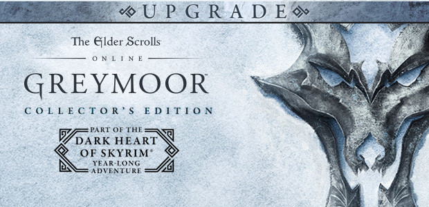 The Elder Scrolls Online: Greymoor Digital Collector's Edition Upgrade - Cover / Packshot