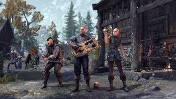 Screenshot13 - The Elder Scrolls Online: Greymoor Digital Collector's Edition Upgrade