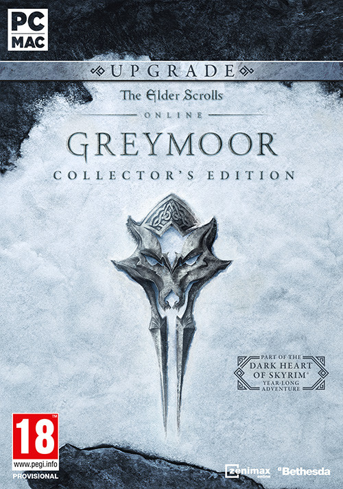 The Elder Scrolls Online: Greymoor Digital Collector's Edition Upgrade - Cover / Packshot