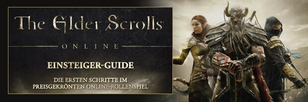 The Elder Scrolls Online: Einsteiger Guide