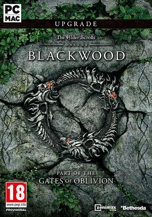 The Elder Scrolls Online: Blackwood Upgrade - Cover / Packshot