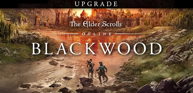 The Elder Scrolls Online: Blackwood Upgrade - Cover / Packshot