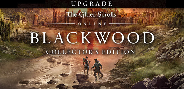 The Elder Scrolls Online: Blackwood Collector's Edition Upgrade