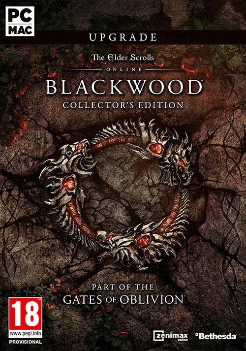 The Elder Scrolls Online: Blackwood Collector's Edition Upgrade - Cover / Packshot