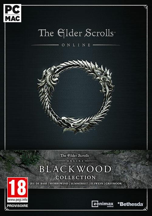 The Elder Scrolls Online Collection: Blackwood - Cover / Packshot