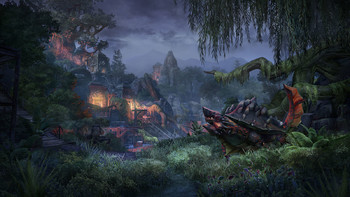 Screenshot1 - The Elder Scrolls Online: Gold Edition