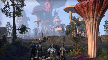 Screenshot4 - The Elder Scrolls Online: Morrowind